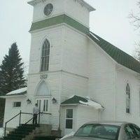 Photo taken at faith lutheran by Kay A. on 3/8/2013