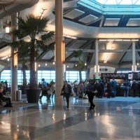Photo taken at Louis Armstrong New Orleans International Airport (MSY) by Jeff B. on 12/26/2012