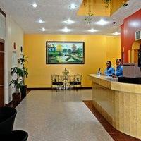 Photo taken at Hotel San Juan by Rubi O. on 2/25/2013