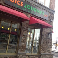 Photo taken at Juice Journey Cafe by Nora L. on 2/10/2015