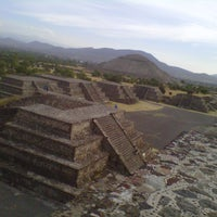 Foto tomada en Zona Arqueológica de Teotihuacán por ANGÉLICA BRACHO @. el 12/5/2012