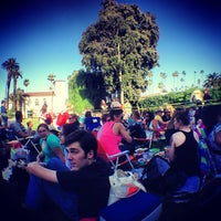 Photo taken at Cinespia by Jeff H. on 6/23/2013