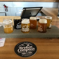 Photo taken at Broken Compass Brewing by Jeff H. on 6/30/2017