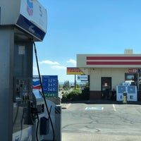 Photo taken at Chevron by Jeff H. on 7/7/2018