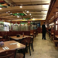 Photo taken at Carle Place Diner by Nathan E. on 1/9/2013