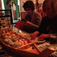 Photo taken at Tomo Japanese Restaurant by Michael S. on 1/26/2013
