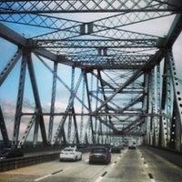 Photo taken at Tappan Zee Bridge by Nefu D. on 7/13/2013