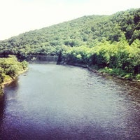 Das Foto wurde bei Delaware Water Gap National Recreation Area von Nefu am 7/14/2013 aufgenommen