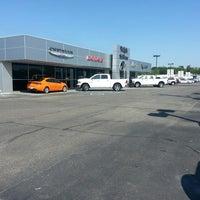 Photo taken at Ralph Sellers Chrysler Dodge Ram SRT Hyundai by Ralph Sellers C. on 5/11/2013