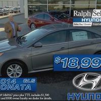 Photo taken at Ralph Sellers Chrysler Dodge Ram SRT Hyundai by Ralph Sellers C. on 2/7/2014