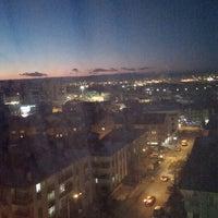 Photo taken at City Hotel Etimesgut by Emre T. on 12/11/2013