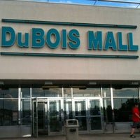 Photo taken at DuBois Mall by Kelley S. on 6/30/2013