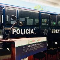 Photo taken at Secretaria De Seguridad Publica by Alejandro T. on 3/20/2018
