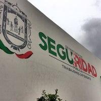 Photo taken at Secretaria De Seguridad Publica by Alejandro T. on 9/1/2017