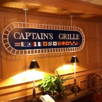 Photo taken at Captain's Grille by Sean M. on 9/25/2012