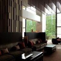 Photo taken at Millennium Hilton Bangkok by Gift G. on 11/3/2012