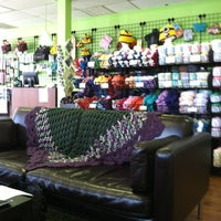 Photo taken at Inskein Yarns by Jill S. on 7/27/2013