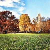 Foto scattata a Central Park da Victor M. il 11/23/2013