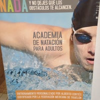 Photo taken at U'Swim by Armando P. on 7/29/2014