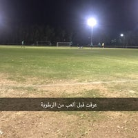 Photo taken at R-Section Field by ســـلـــمـــان on 8/1/2017