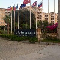 7/10/2013 tarihinde Louisa B.ziyaretçi tarafından Didim Beach Resort & Elegance'de çekilen fotoğraf