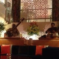 Photo taken at Sheraton Udaipur Palace Resort & Spa by Saagar H. on 1/10/2013