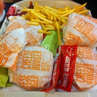 Photo taken at McDonald's by Selin C. on 1/12/2013