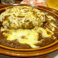 Photo taken at Denny's by yukio n. on 4/8/2017