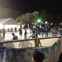Photo taken at Fresno Ice Rink by Stone Protection Services A. on 11/18/2012