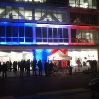 Photo taken at UMP - Union pour un Mouvement Populaire (UMP) by Friedrichsky M. on 11/18/2012
