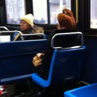 Photo taken at MTA Bus Q34 by Rommel A. on 11/30/2012