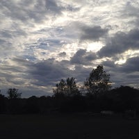 Photo taken at Founders Memorial Park by Jim R. on 10/7/2013