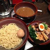 Photo taken at 光麺 六本木店 by Yordying S. on 12/21/2012