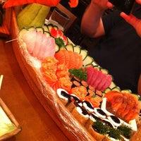 Foto tirada no(a) Osaka Cozinha Japonesa por Christiane A. em 2/3/2013
