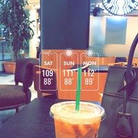 Photo taken at Starbucks by Alhussaini .. on 6/23/2017