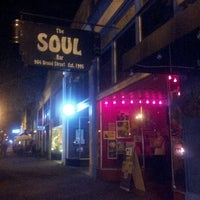 Photo taken at The Soul Bar by Noelle S. on 9/12/2013