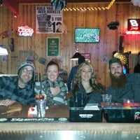 Photo taken at The lodge sports bar & grill by Chelsea S. on 1/2/2015