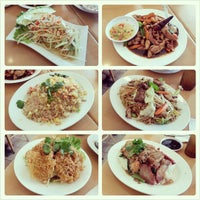 Photo taken at Yai Restaurant by Pakorn T. on 10/28/2012