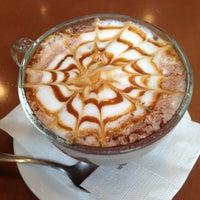 Photo taken at Bravado, Italian Coffee Bar & Lounge by Woosung A. on 6/25/2013