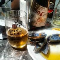 Photo taken at hotel o son do mar sanxenxo by Maria B. on 6/29/2013