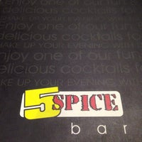 Photo taken at 5 Spice by TAPAN M. on 10/11/2014