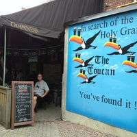 Photo taken at The Toucan Irish Pub by Sonja S. on 8/31/2013