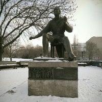 Das Foto wurde bei Volkspark am Weinberg von Ingi E. am 1/25/2013 aufgenommen