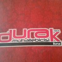 รูปภาพถ่ายที่ Durak Muhallebicisi โดย Müjde เมื่อ 11/1/2012