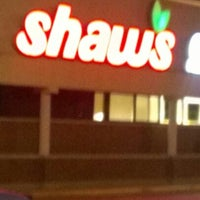Photo taken at Shaw's by Tony H. on 12/23/2012