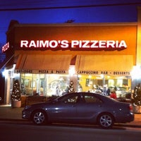 Photo taken at Raimo's Pizzeria by Kevin R. on 3/5/2014