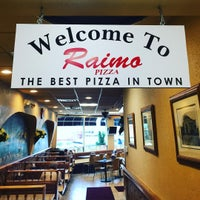 Photo taken at Raimo's Pizzeria by Kevin R. on 12/17/2015