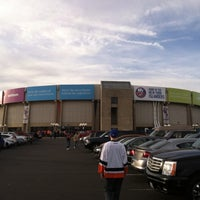 Photo taken at Nassau Veterans Memorial Coliseum by Kevin R. on 5/7/2013
