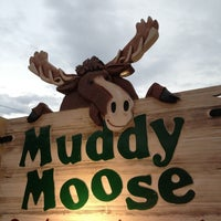 Photo taken at Muddy Moose Restaurant & Pub by CraftReppin on 7/25/2013