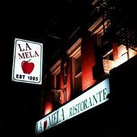 Photo taken at La Mela by AKD320 on 12/16/2012